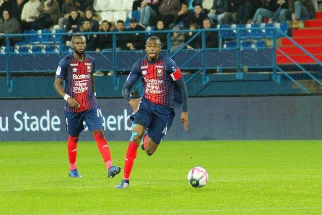 Football (Ligue 1) : Caen s'enfonce encore un peu plus