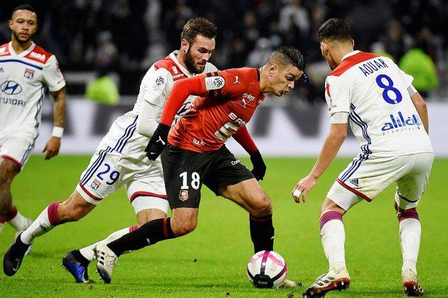 L1: Lyon et Marseille se loupent
