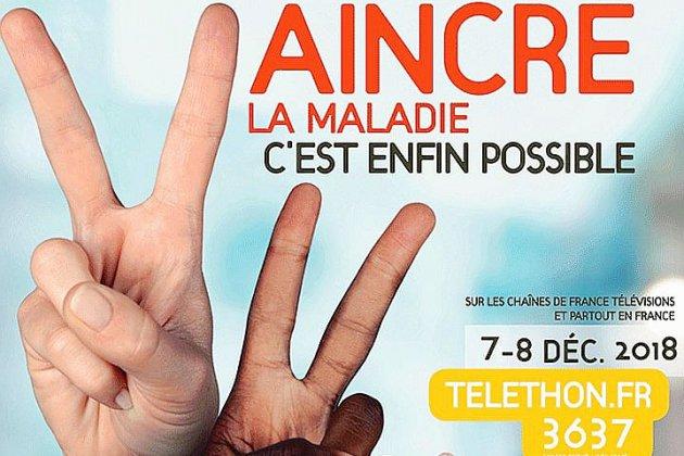 Cany Barville et Saint Valéry en Caux se mobilisent pour le Téléthon