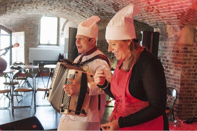 Karaoké culinaire: un spectacle participatif à découvrir près de Rouen