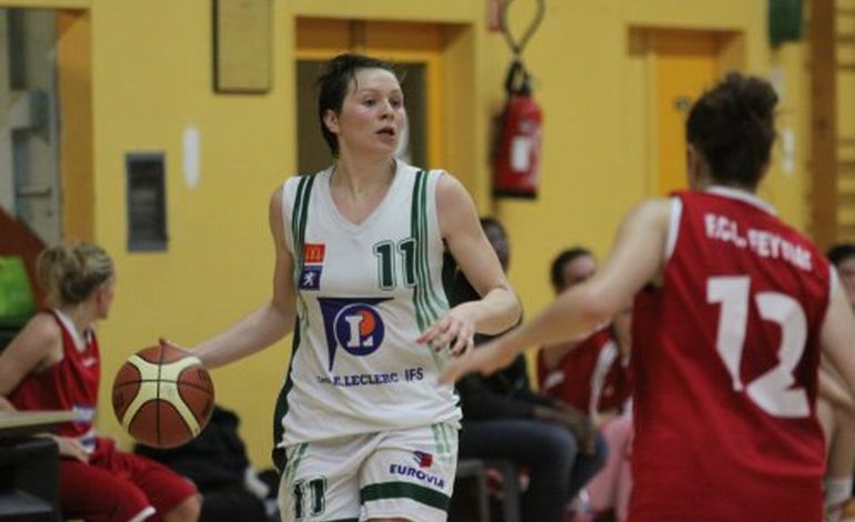 Basket (N1F) : Ifs arrache son maintien en Nationale 1