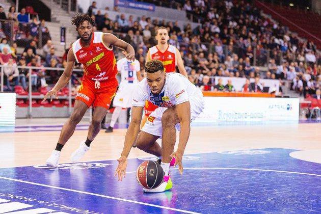 Basket: le Rouen Métropole Basket se déplace à Paris