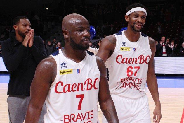 Basket (Pro B) : Caen brise sa série noire à domicile !