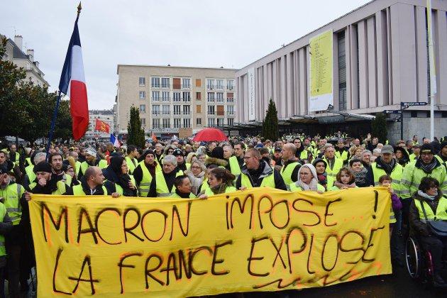 Gilets jaunes: les actions en Normandie ce samedi