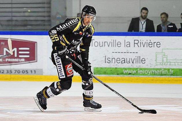 Hockey sur glace (Magnus) :Rouen l'emporte nettement à Mulhouse