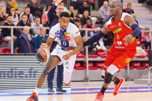 Basket (Pro B) :Rouen s'impose logiquement à Paris