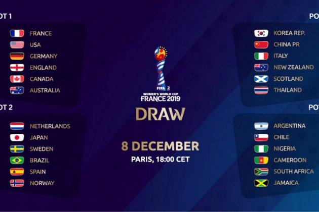 Coupe du monde féminine : découvrez les matchs qui auront lieu en Normandie
