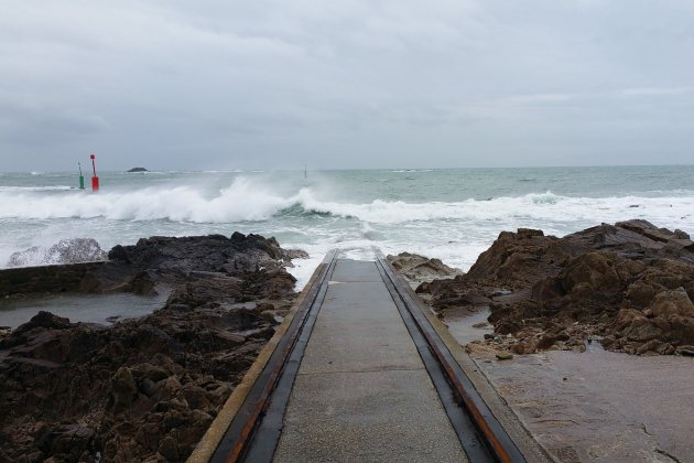 Météo : coup de vent sur la Manche