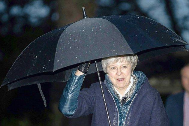 GB: semaine décisive pour Theresa May et l'accord de Brexit