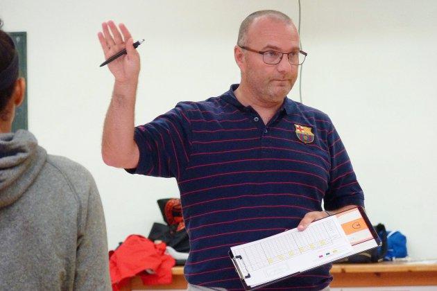 US La Glacerie: le coach emblématique Yann Volmier se retire