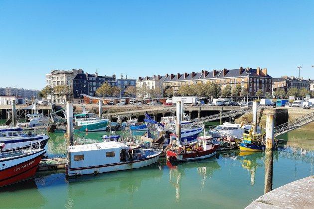 Bientôt des travaux dans le port de pêche du Havre
