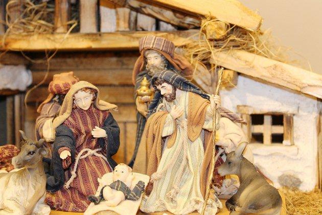 La crèche de Noël reste une tradition dans les foyers rouennais