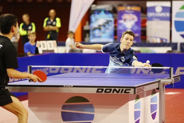 Tennis de table: le SPO Rouen reçu six sur sept