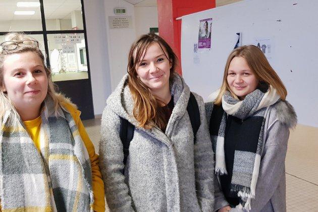 Des étudiantes d'Alençon se mobilisent pour les jeunes migrants de Ouistreham