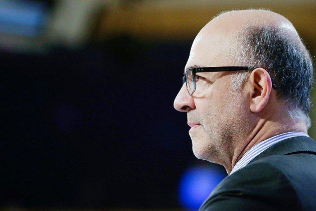 """Dépasser les 3% de déficit est """"envisageable"""" de façon """"exceptionnelle"""" estime Pierre Moscovici"""