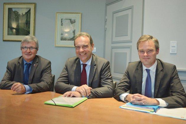 Gilets jaunes: rappel à la loi pour le maire d'Évreux