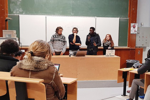 L'explosion des frais d'inscription des étudiants étrangers inquiète à Rouen
