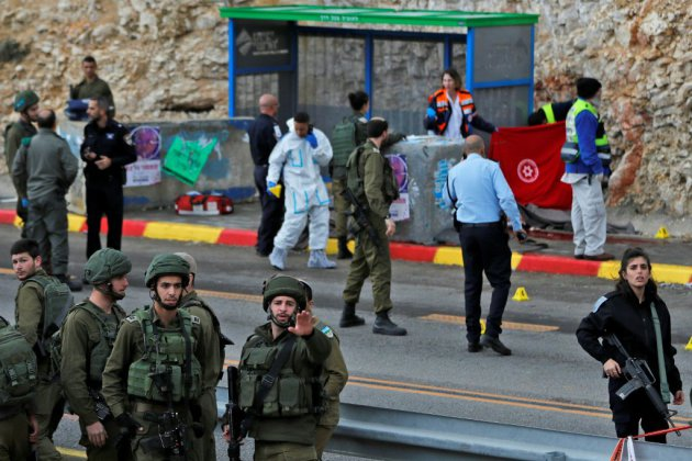 Deux Israéliens tués dans une attaque à l'arme à feu en Cisjordanie