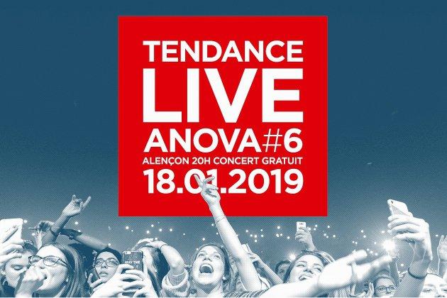Les premières places du Tendance Live 2019 d'Alençon disponibles