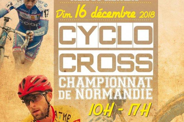 Championnat de Normandie de cyclo-cross à Bagnoles de l'Orne