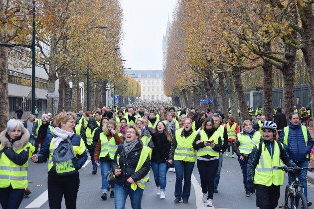 Gilets jaunes: les actions en Normandie ce samedi pour l'acte V