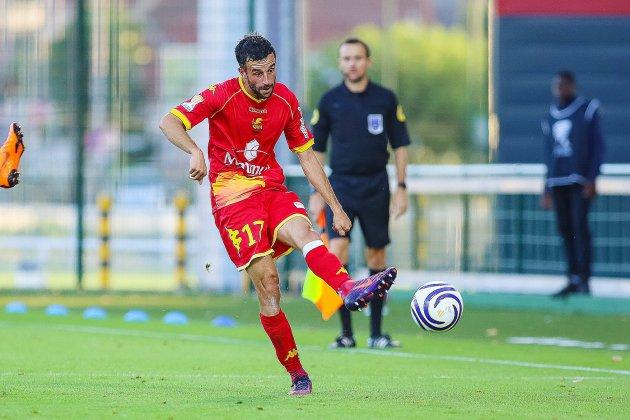 Football (National): à Bourg-en-Bresse, QRM rate le coche !