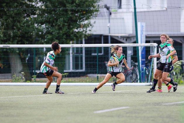 Rugby féminin: avec un nul, l'Asruc garde espoir avant la trêve hivernale