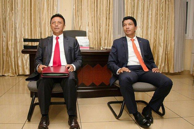 """Madagascar: le PDG et le """"dandy"""", dix ans d'une rivalité politique féroce"""