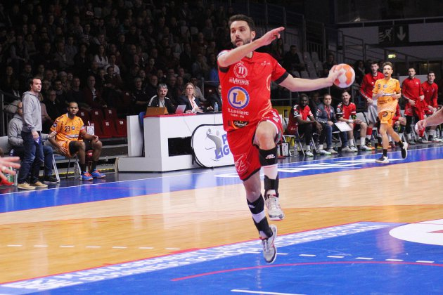 Handball (Coupe de France). En toute logique, Caen est sorti par Nantes