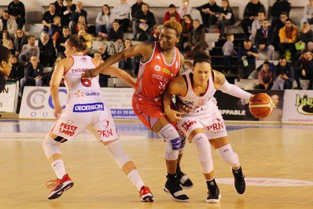 Basket (LFB). Battu par la Roche, Mondeville va s'en mordre les doigts
