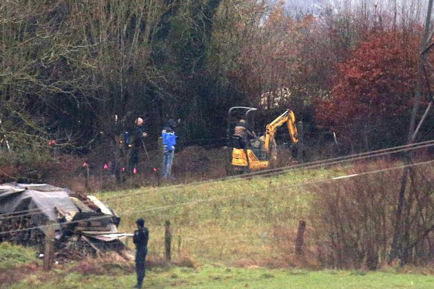 Un terrain ayant appartenu à Fourniret fouillé dans les Ardennes