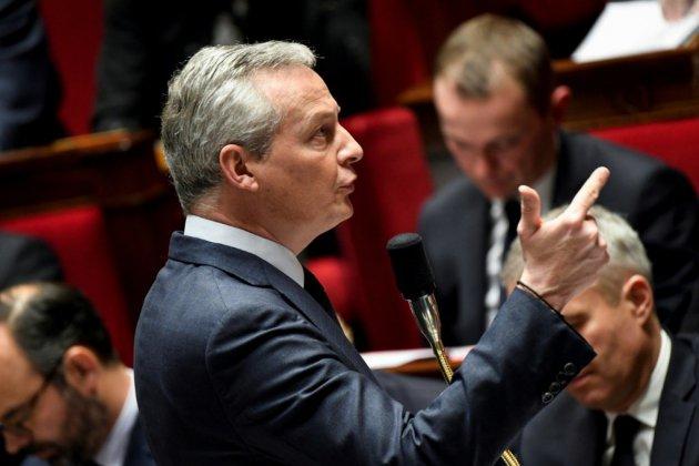 Numérique: la France perd patience et taxera les Gafa dès janvier