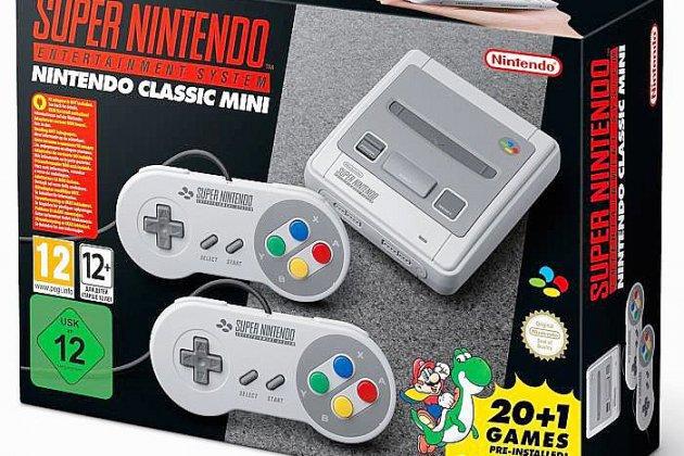 La Nintendo Classic Mini pour vous si vous découvrez l'objet mystère