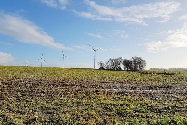 Des éoliennes en projet autour de Bolbec