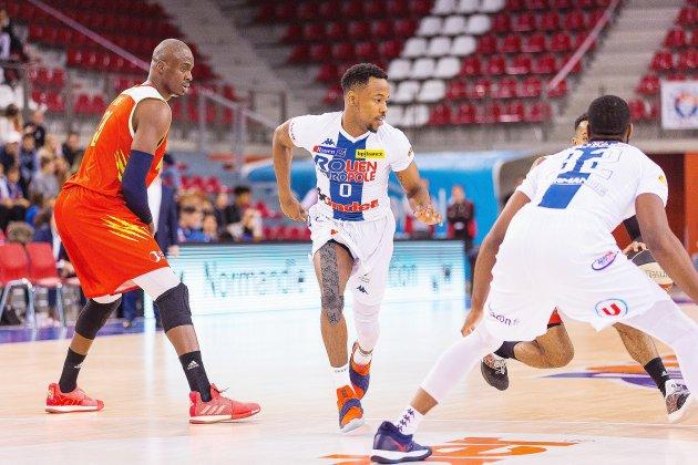 Basket: derby normand entre le Rouen Métropole Basket et l'ALM Évreux