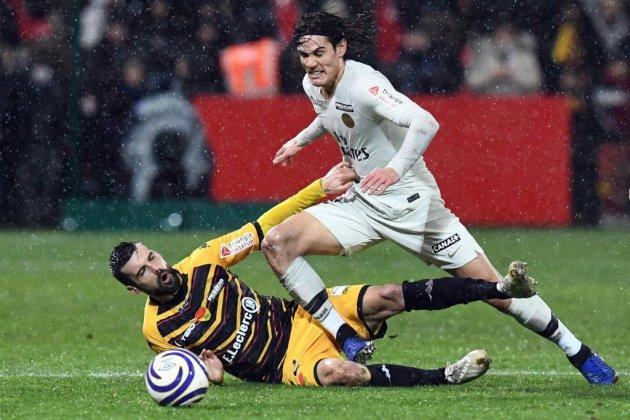 Coupe de la Ligue: le PSG en quarts de finale après sa victoire 2-1 à Orléans