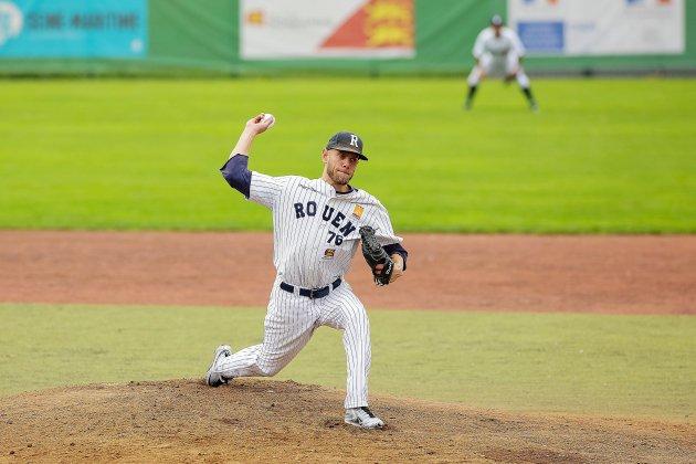 Baseball: les Huskies de Rouen perdent l'une de leurs stars