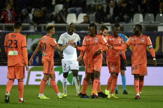 Coupe de la Ligue: Lyon s'impose logiquement à Amiens