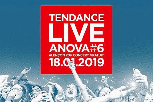 Tendance Live 2019 à Alençon : vos places à gagner maintenant