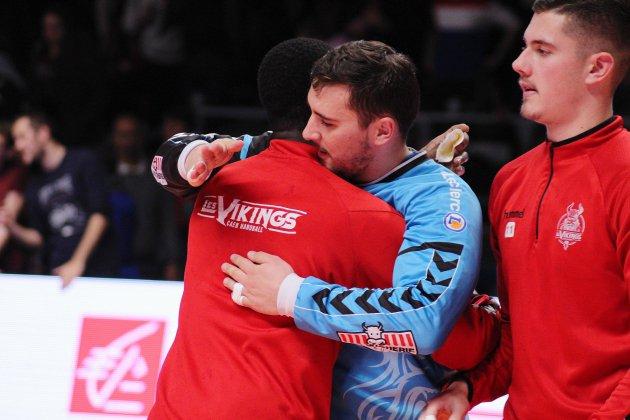 Handball (Proligue) : le Caen Handball sauve le nul contre Strasbourg