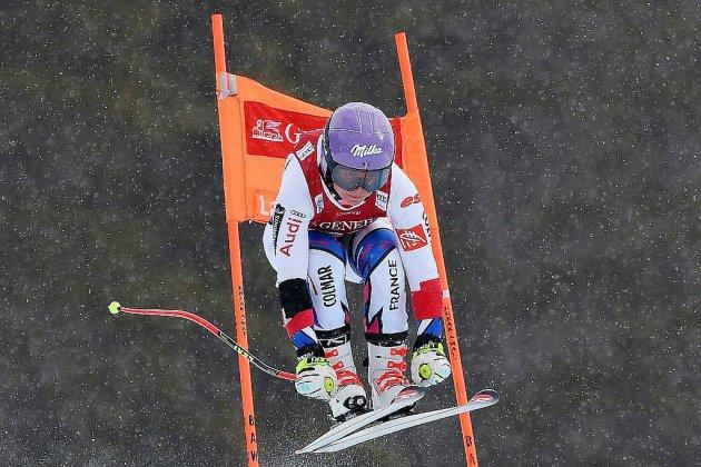 Ski: Worley 4e du géant de Courchevel après la 1re manche