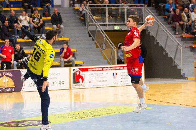 Handball: le SM Vernon passe près de la victoire à Saran
