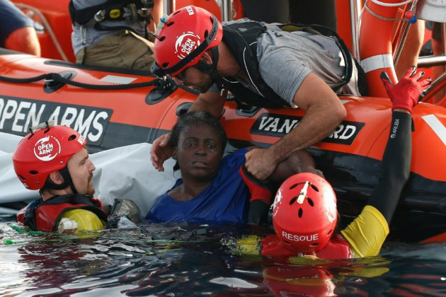 L'Italie ferme ses ports à un navire d'une ONG et 300 migrants à bord