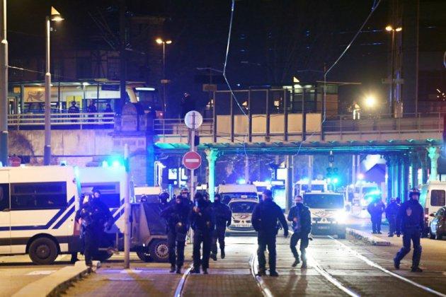 Attentat de Strasbourg: une vidéo d'allégeance au groupe EI retrouvée sur une clé USB du tueur