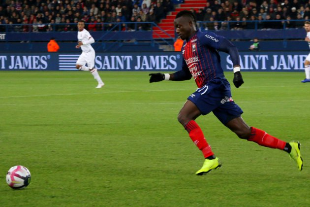 Football (Ligue 1) : Caen termine 2018 avec un bon point pris à Reims
