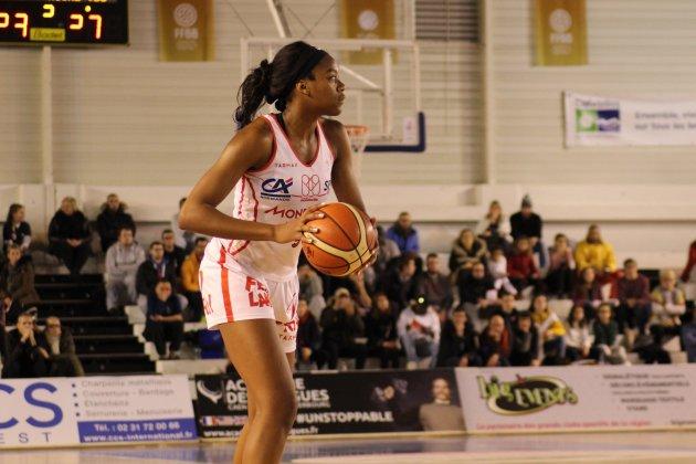 Basket (LFB) : Mondeville craque en prolongation contre Charleville...