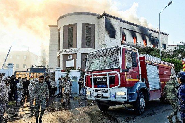 Libye: au moins un mort dans une attaque contre le ministère des Affaires étrangères à Tripoli