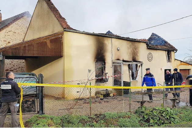 Incendie d'un pavillon dans l'Orne: une femme et un adolescent tués