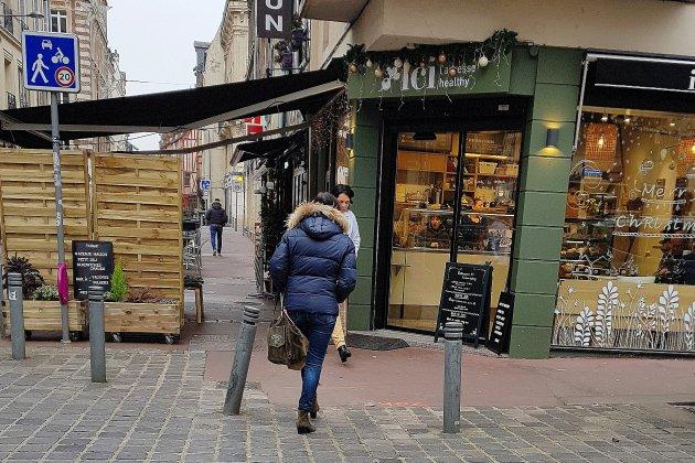 Rouen: les bonnes adresses pour manger vite et sain le midi