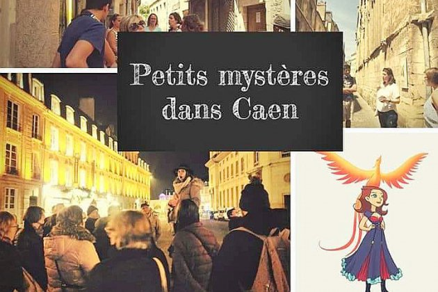 Petits mystères dans Caen
